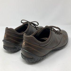 Ecco Womens Lane Leather Walking shoe size  10